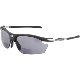 Rudy Project Rydon Readers +2.5 dpt Brille matte black / smoke black